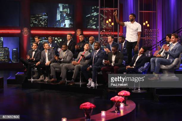 THE BACHELORETTE The Men Tell All It's an exciting unpredictable reunion viewers won't want to miss as the most memorable bachelors from this season...