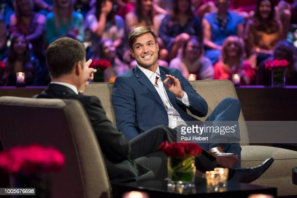 BACHELORETTE The Men Tell All The most memorable bachelors from this season including Chris R Christon Colton Connor David Jason Jean Blanc John...