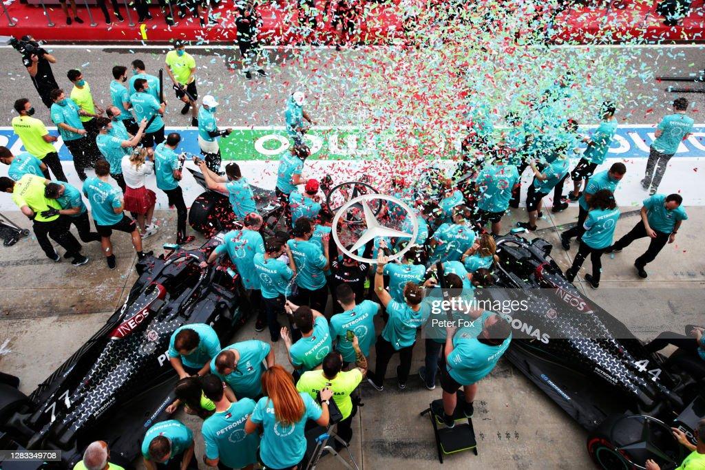 F1 Grand Prix of Emilia Romagna : News Photo