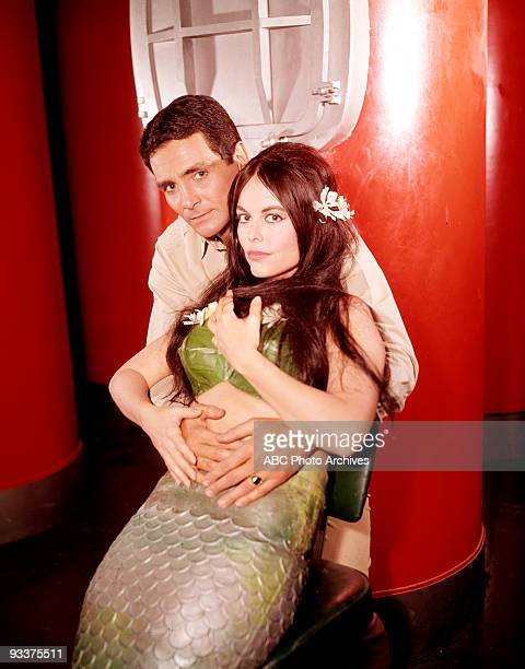 SEA The Mermaid Season Three 1/29/67 After Captain Crane was enamored with an alluring mythical mermaid
