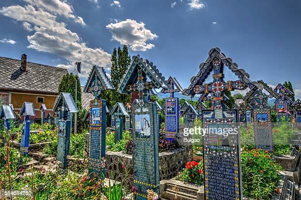 o cemitério feliz - cemitério - fotografias e filmes do acervo
