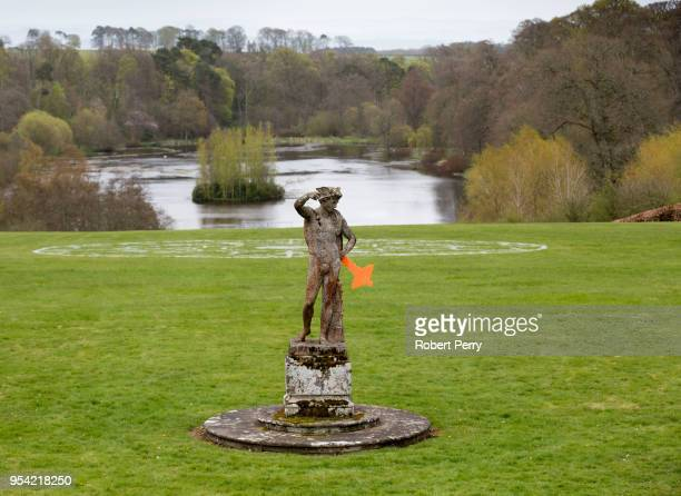The Messenger is a series of four new works in the landscape made by artist Hilary Jack in response to the rich history of Mellerstain House in the...