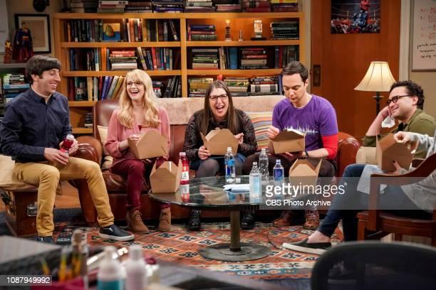 'The Meteorite Manifestation' Pictured Howard Wolowitz Bernadette Amy Farrah Fowler Sheldon Cooper and Leonard Hofstadter Sheldon is thrilled to help...