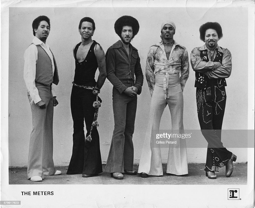 The Meters : News Photo