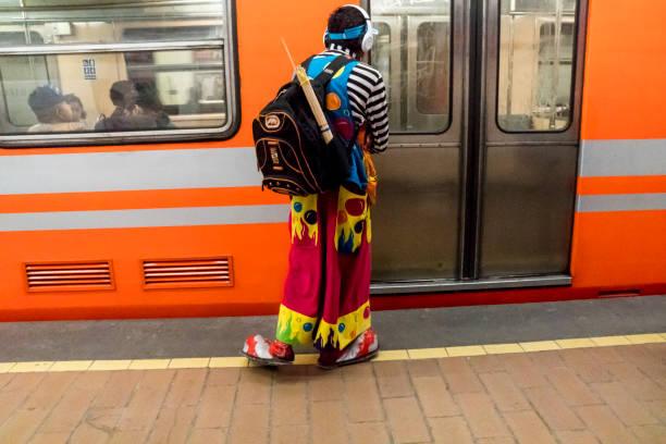 The Metro Public Transport System Mexico City