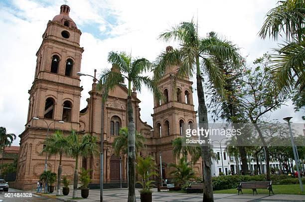 La cathédrale métropolitaine Basilique San Lorenzo