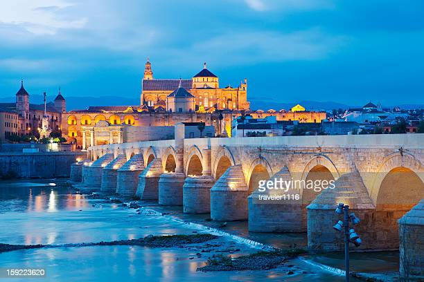 the mezquita from cordoba, spain - andalusia stock pictures, royalty-free photos & images