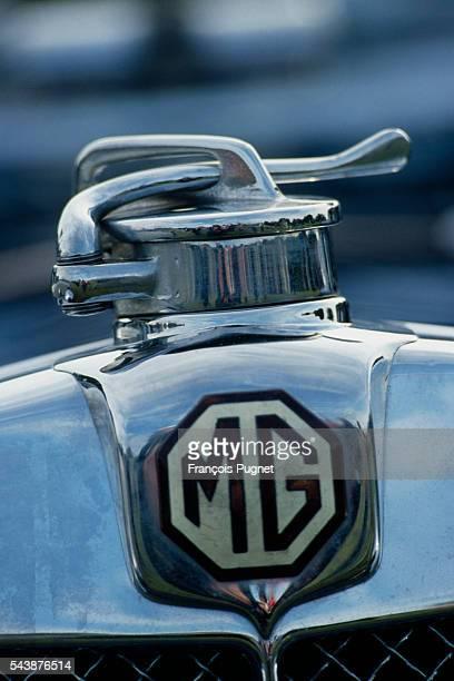 The MG emblem