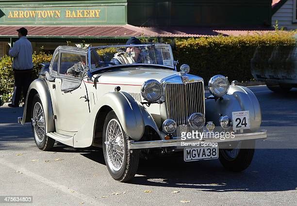 The MG VA, or MG 1.5 Litre as it was originally marketed, was produced by the MG Car company between February 1937 and September 1939 and was the...