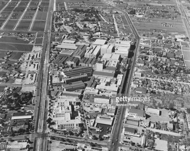 The MGM Studios in Culver City, California, circa 1930.