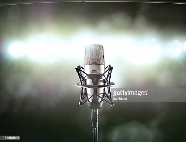 The Mic Is Yours