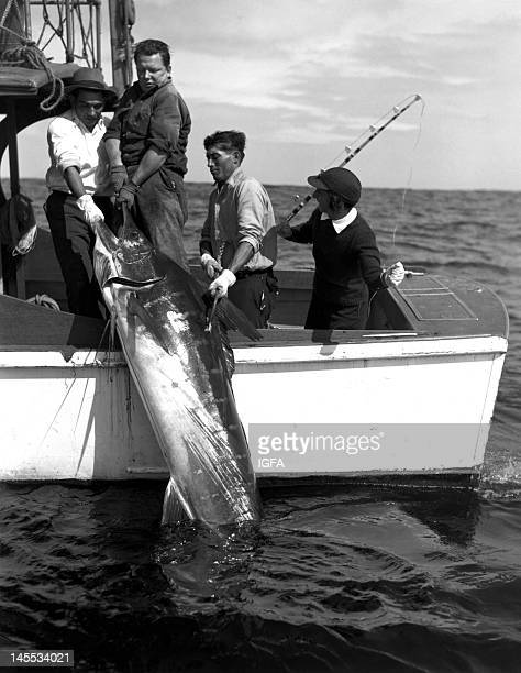 The Michael Lerner South America Expedition for the American Museum of Natural History 1935 The purpose of all scientific expeditions led by angler...