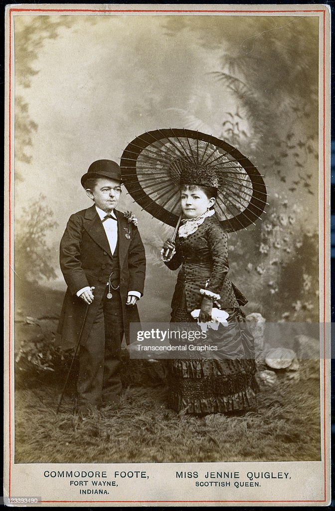 Circus midgets 1800 s