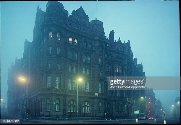 The Midland Hotel in Manchester England in 1976