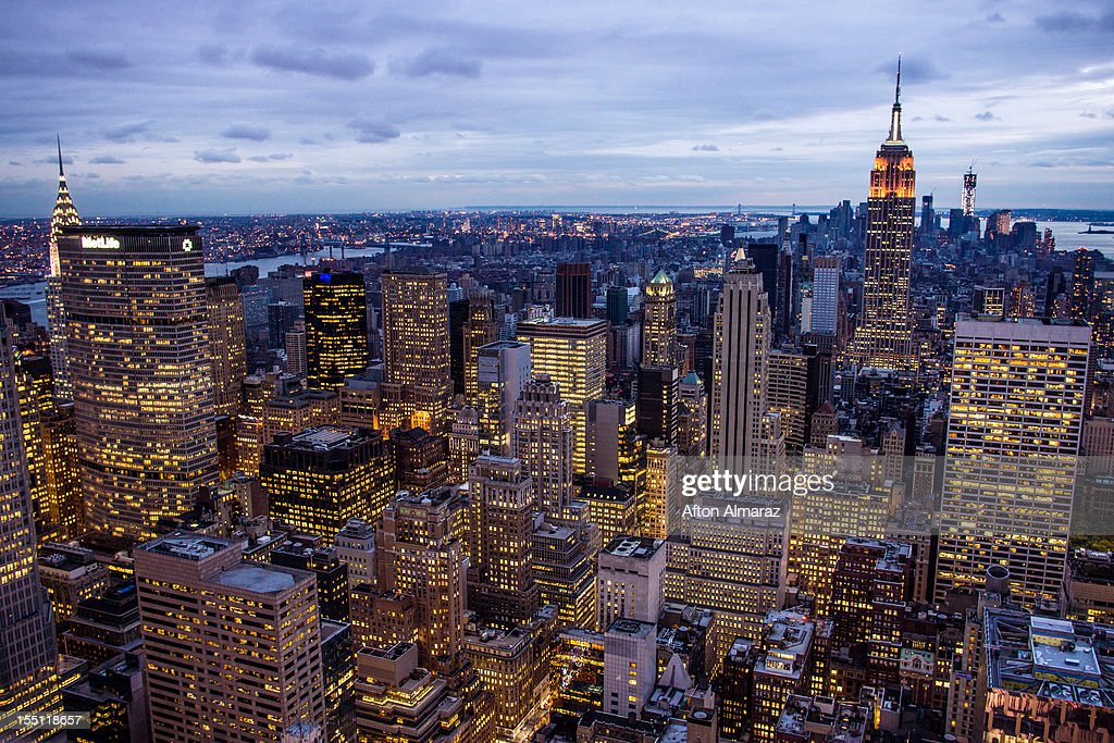 New York And New Jersey Continue To Recover From Superstorm Sandy : News Photo