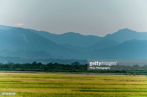 The might Himalayas in Arunachal