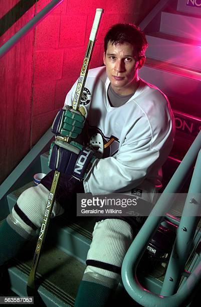 The Mighty Ducks player and team captian Paul Kariya is consider one of the best in National Hockey League Kariya wants to win a gold medal for...