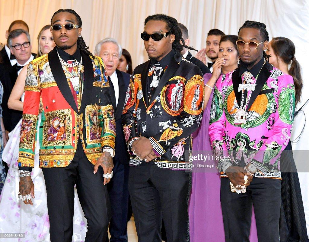 Heavenly Bodies: Fashion & The Catholic Imagination Costume Institute Gala : Nieuwsfoto's