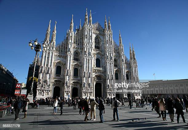 The Milan Cathedral