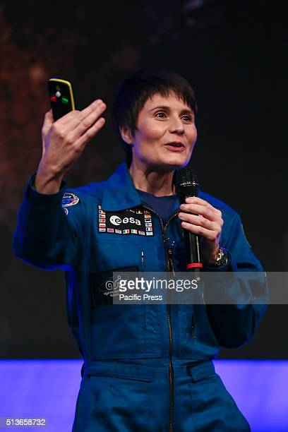 The military astronaut and the first Italian woman in the European Space Agency's crews Samantha Cristoforetti to Serming with a talk dedicated to...