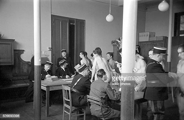The military conscription In 1954