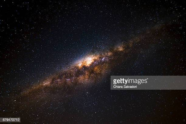 The Milky Way above Tulbagh, South Africa