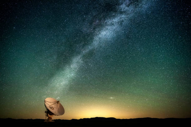 Milky Way Over A - Fine Art prints