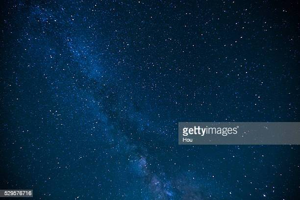 the milky way - celebrities stock-fotos und bilder