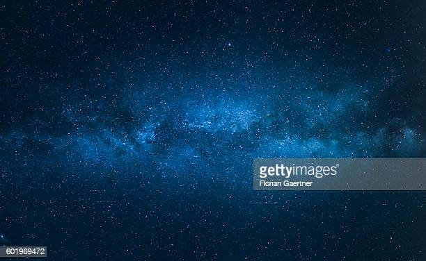 The milkyway is captured on September 06 2016 in Diehsa Germany