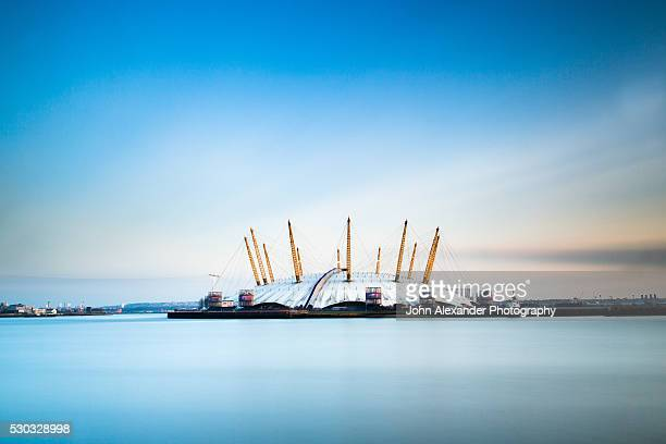 The Millennium Dome, Greenwich, London, England, UK