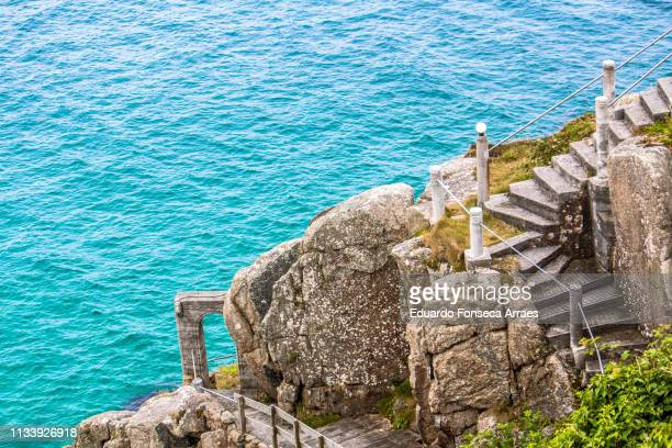 the minack theatre - minack theatre stock pictures, royalty-free photos & images