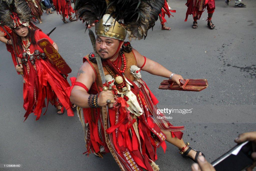 IDN: Cap Go Meh Festival In Jakarta