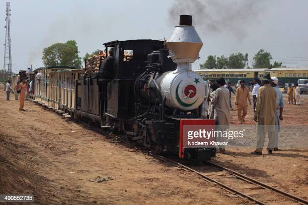 CONTENT] The mini steam safariwith narrow gauge line at Changa Manga Few years before The Last steam safari was arranged from Lahore Cant Station to...