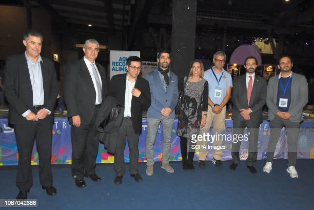 L´HOSPITALET BARCELONA SPAIN The Minister of Enterprise and Knowledge of the Government of Catalonia Mari Angeles Chacon with the Digital Policy...