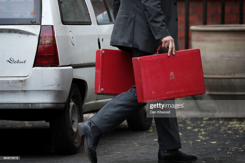 GBR: Boris Johnson Resigns As Foreign Secretary