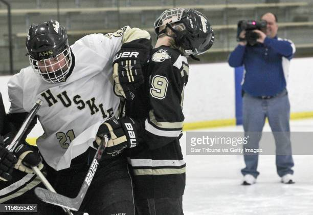 The Minnesota High School Athletic Association will announce stricter rules and penalties for hockey players who are called for checking a player in...