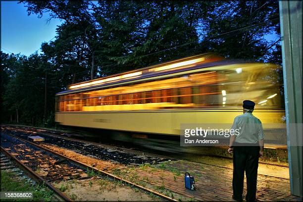 The Minnesota Streetcar Museum operates antique electric streetcars/trolleys that run between Lake Harriet and Lake Calhoun in Minneapolis. This...