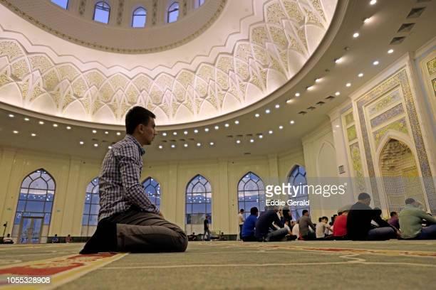 The Minor Mosque in Tashkent, Uzbekistan