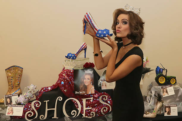 NJ: Miss America 2017 - Welcome & Show Us Your Shoes Unveiling