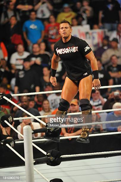 The miz stock photos and pictures getty images - Monday night raw images ...