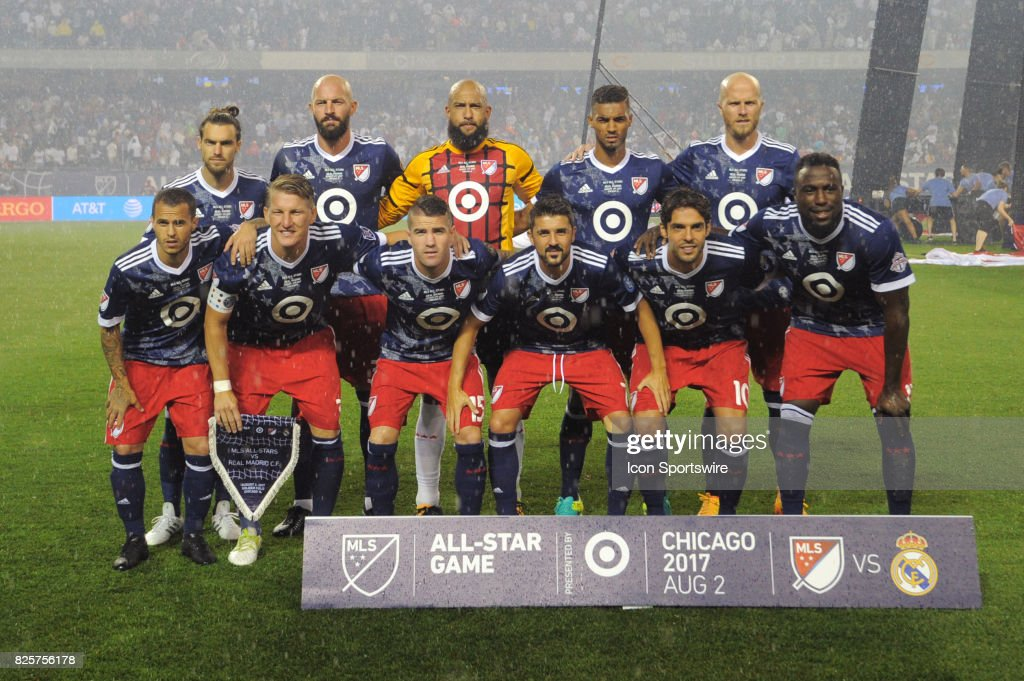 SOCCER: AUG 02 MLS All-Star Game - Real Madrid v MLS All-Stars : News Photo