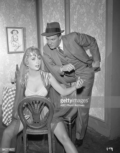 THE UNTOUCHABLES The mob tries to move on Adam Stone's bakery and threatens his dancer daughter during Hammerlock which aired on December 21 1961 JOAN