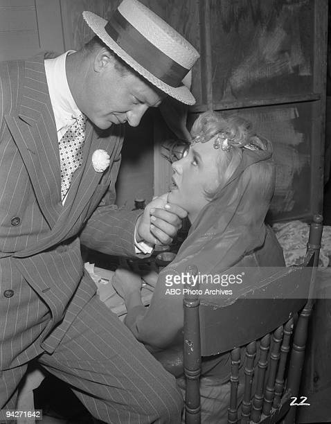 THE UNTOUCHABLES The mob tries to move on Adam Stone's bakery and threatens his dancer daughter during Hammerlock which aired on December 21 1961 JOHN