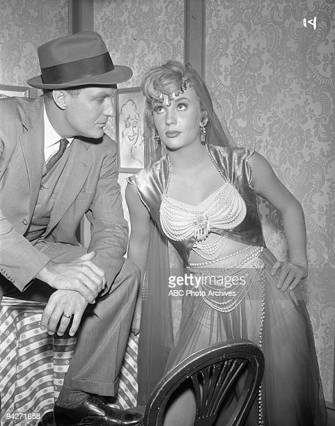 THE UNTOUCHABLES The mob tries to move on Adam Stone's bakery and threatens his dancer daughter during Hammerlock which aired on December 21 1961...