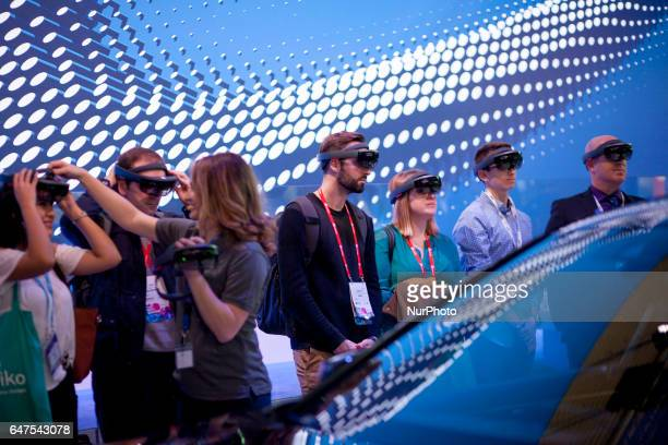 The Mobile World Congress 2017 the largest mobile technology fair in the world surpasses the number of congressmen and closes this Thursday March 2...