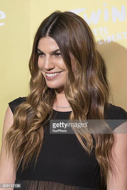 The model Bianca Brandolini attend the awards ceremony magazine MARIE CLAIRE PRIX XIII EDITION OF THE FASHION in Madrid Callao cinema. Photo: Oscar...