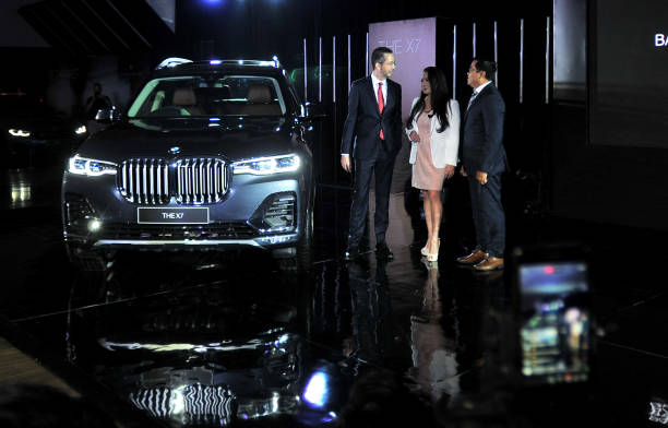 IDN: BMW X7 Launch In Indonesia