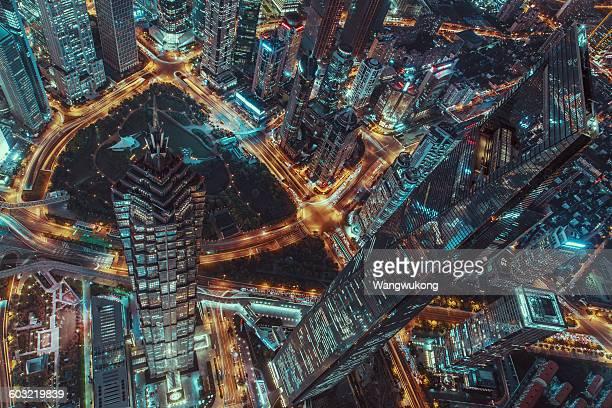the modern metropolis