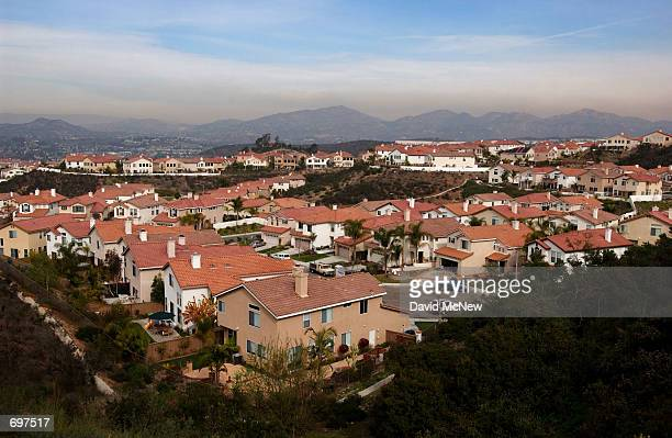 The modern suburban neighborhood of Saber Springs north of San Diego CA February 13 was the site of the disappearance of sevenyearold resident...