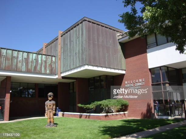 CONTENT] The Moffat County Courthouse was originally built in 1917 in Classical Revival style In 1962 the firm of Nixon and Jones Associates...